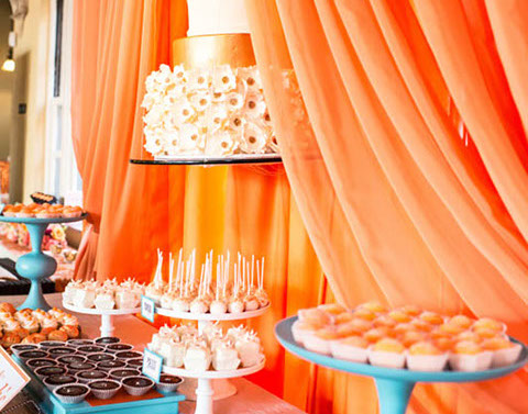 orange-setup-dessert-bar